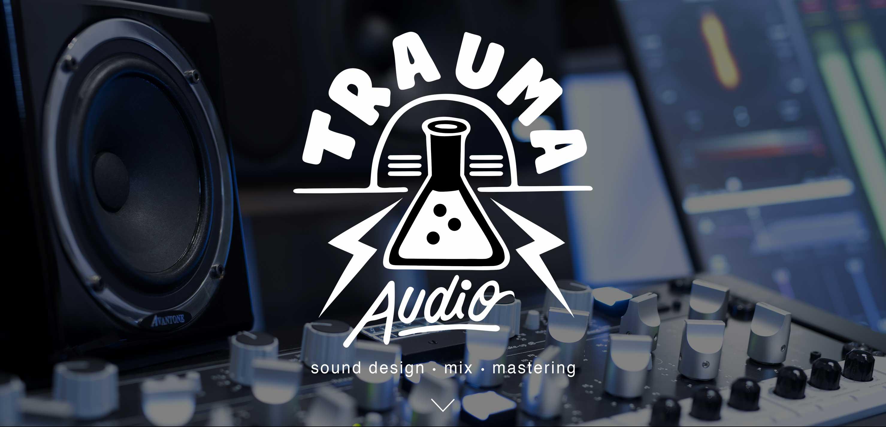 Trauma Audio : Sound Design, Mix & Mastering online